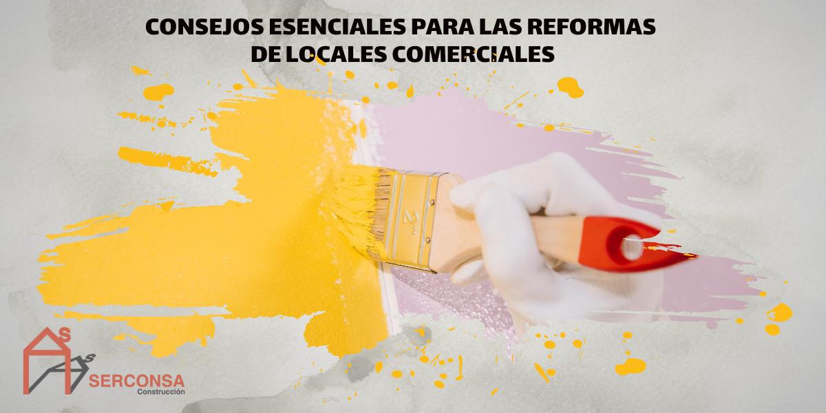 Reformas de locales comerciales