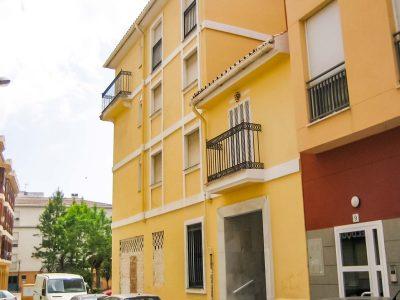 rehabilitacion fachada andalucia