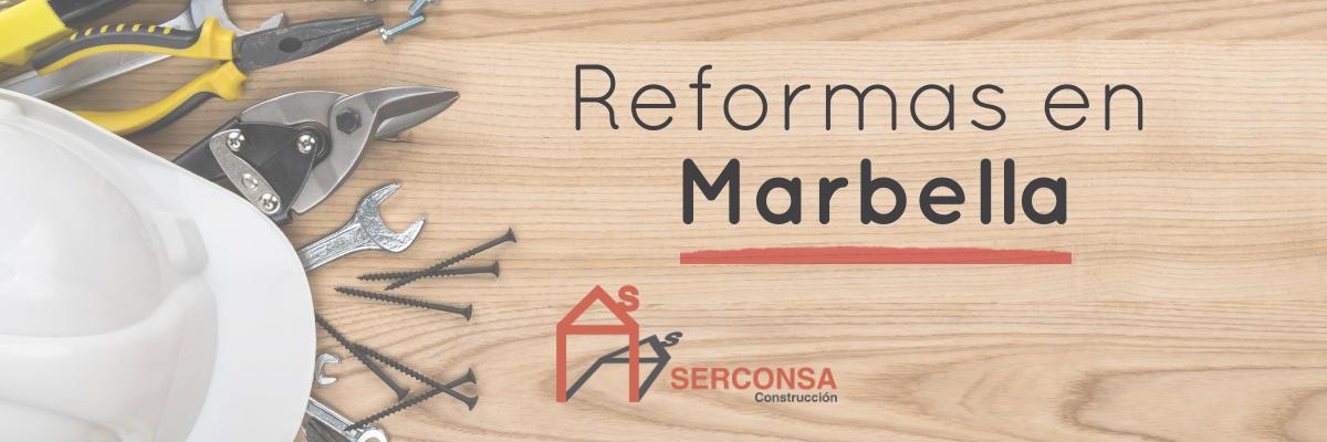 Reformas en Marbella