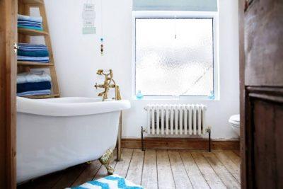 Reforma baño clásico